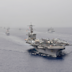 The US just sent an aircraft-carrier strike group to mix it up in the South China Sea