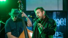 Knicks owner James Dolan will spend NBA draft night playing a blues gig