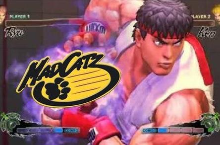 Mad Catz sales down 11 percent in Q2, no thanks to Street Fighter 4