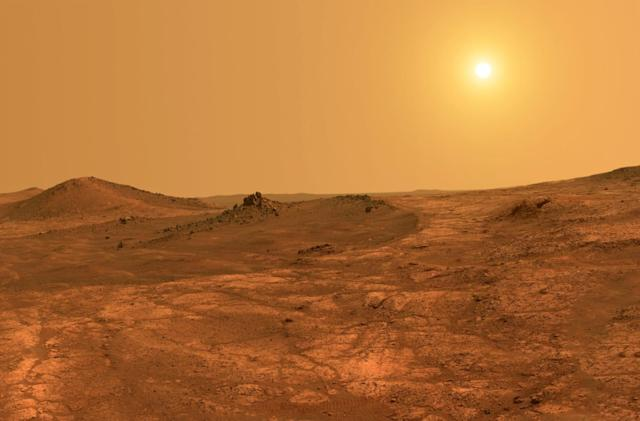 Airbus is designing a Mars rover to return soil samples
