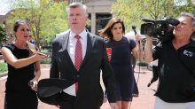 Former Trump campaign chairman Paul Manafort's trial in Alexandria, Va.