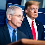 With Fauci, Trump has picked a fight he can't win