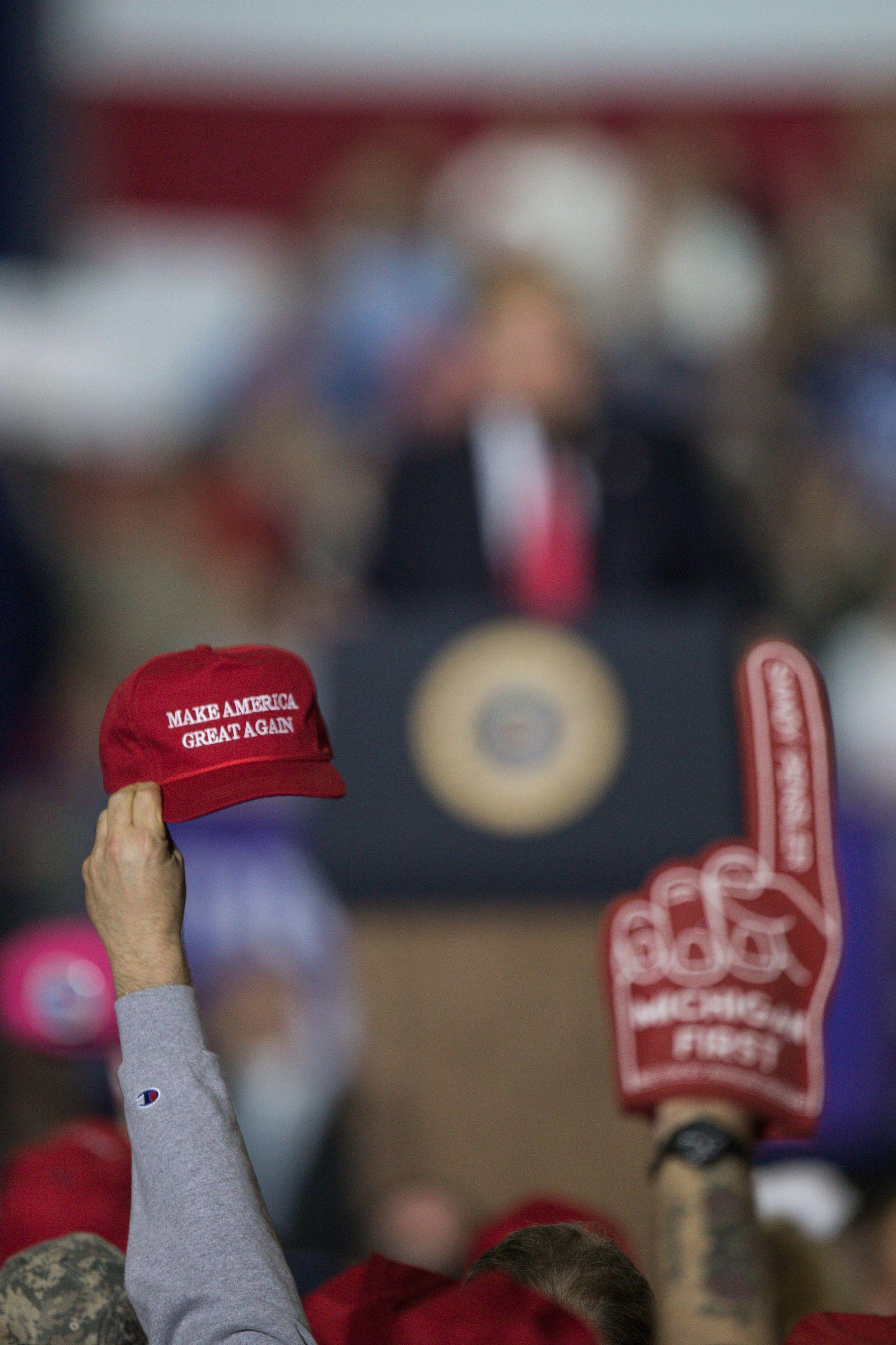 The Make America Great Again caps are synonymous with President Trump, but after the Covington Catholic standoff, some say they're a symbol of racism.