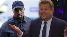 James Corden reveals how Kanye West cost 'The Late Late Show' $45,000