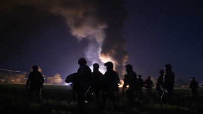 Central Mexico fuel pipeline blaze kills at least 71