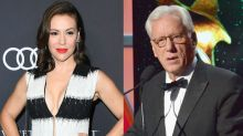California fires do the unthinkable: Bring James Woods and Alyssa Milano together