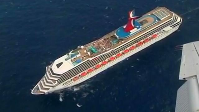 Problems Continue for Carnival Cruises