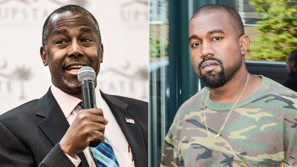 Ben Carson 'Certainly Willing' to Give Kanye West a Chance as President