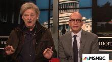'SNL' recap: Bill Murray and Fred Armisen kick off a night of profanity