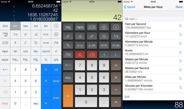 Apple reverses decision on widget policy, PCalc in the clear