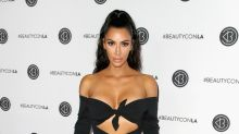 Kim Kardashian Defends Straightening Daughter North's Hair: 'She Is Allowed Twice a Year'
