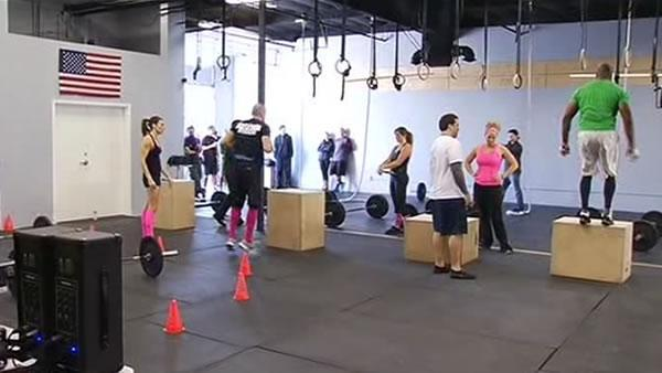 Concord CrossFit holds Sandy Hook fundraiser