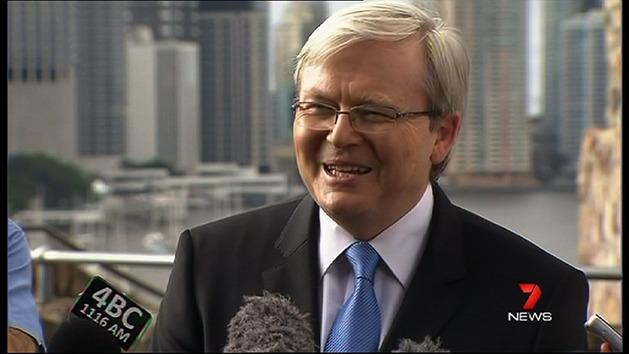 Kevin Rudd will not return to leadership