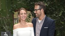 Blake Lively channels Meghan Markle in $685 cold-shoulder white dress