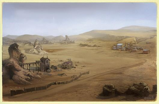 Interplay: Fallout Online in second half of 2012