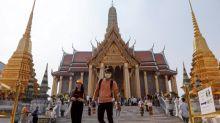 El coronavirus causa estragos en Tailandia, primer destino turístico de China