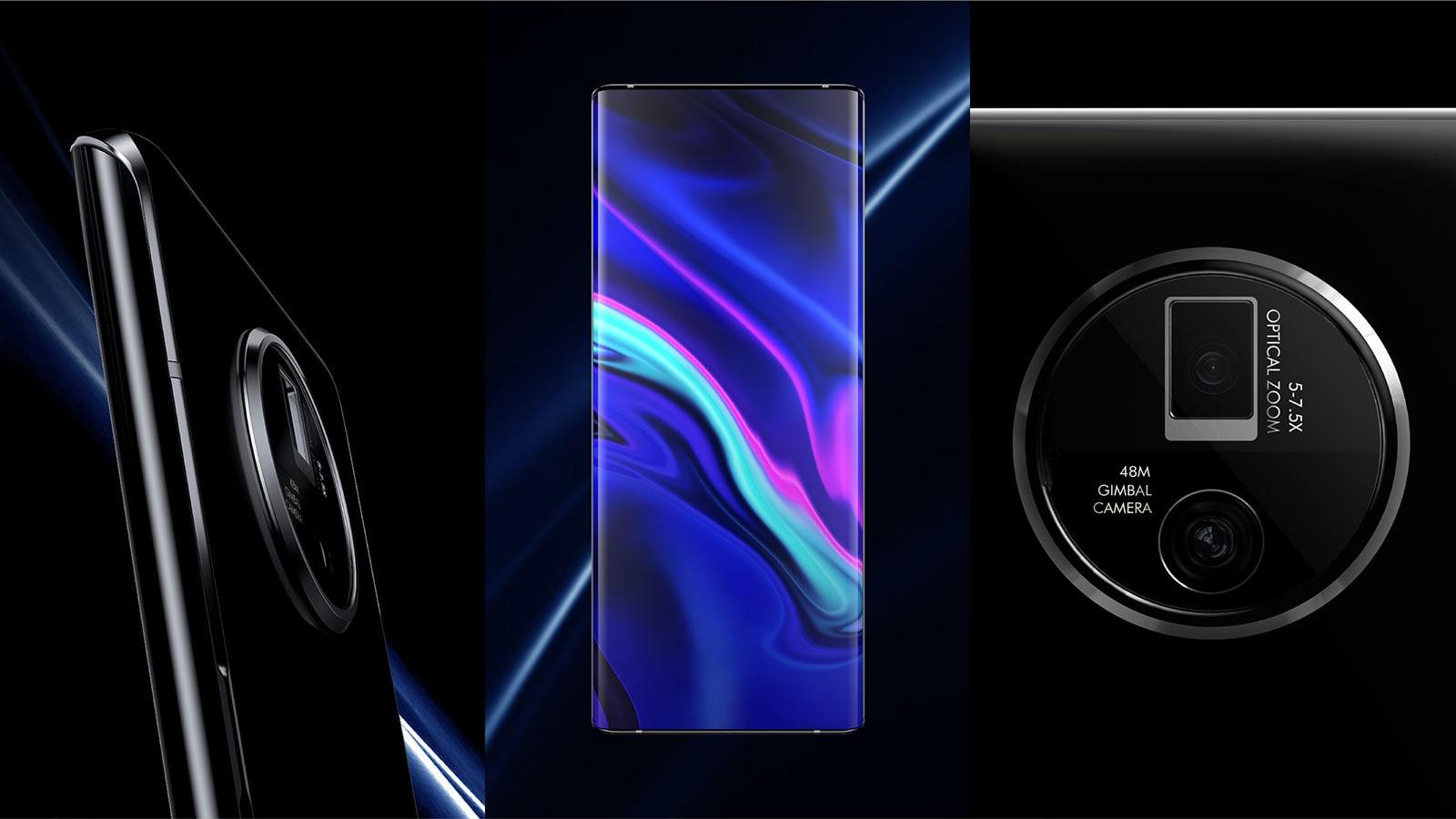Photo of Vivo APEX 2020 announced, concept smartphone full of new technologies such as gimbal camera, under screen camera, 120 degree display-Engadget Japanese version