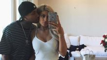 Kylie Jenner Shares NSFW Topless Pic With Tyga for His 27th Birthday