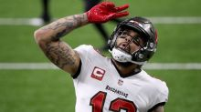 Mike Evans touchdown gives Buccaneers 7-0 lead