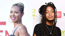 Jada Pinkett Smith Says She Was Mom Shamed For Willow's Shaved Head