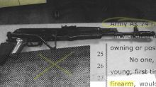 Stolen Army assault rifles keep showing up in California