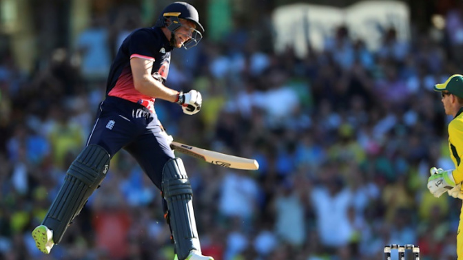 Cricket: Buttler serves up series success for England against Australia