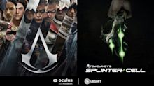 Ubisoft teases Assassin's Creed and Splinter Cell VR titles for Oculus