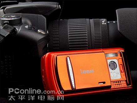 The Lensas F2218: why wait for your 8 megapixel cameraphone?