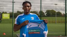 Ntlhe: South African defender joins English outfit Barrow AFC
