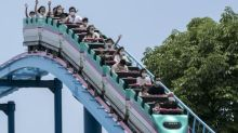 'Keep your screams inside': rollercoaster fans told to be quiet to help Japan Covid-19 fight