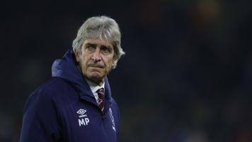 West Ham discuss Pellegrini's future at the club