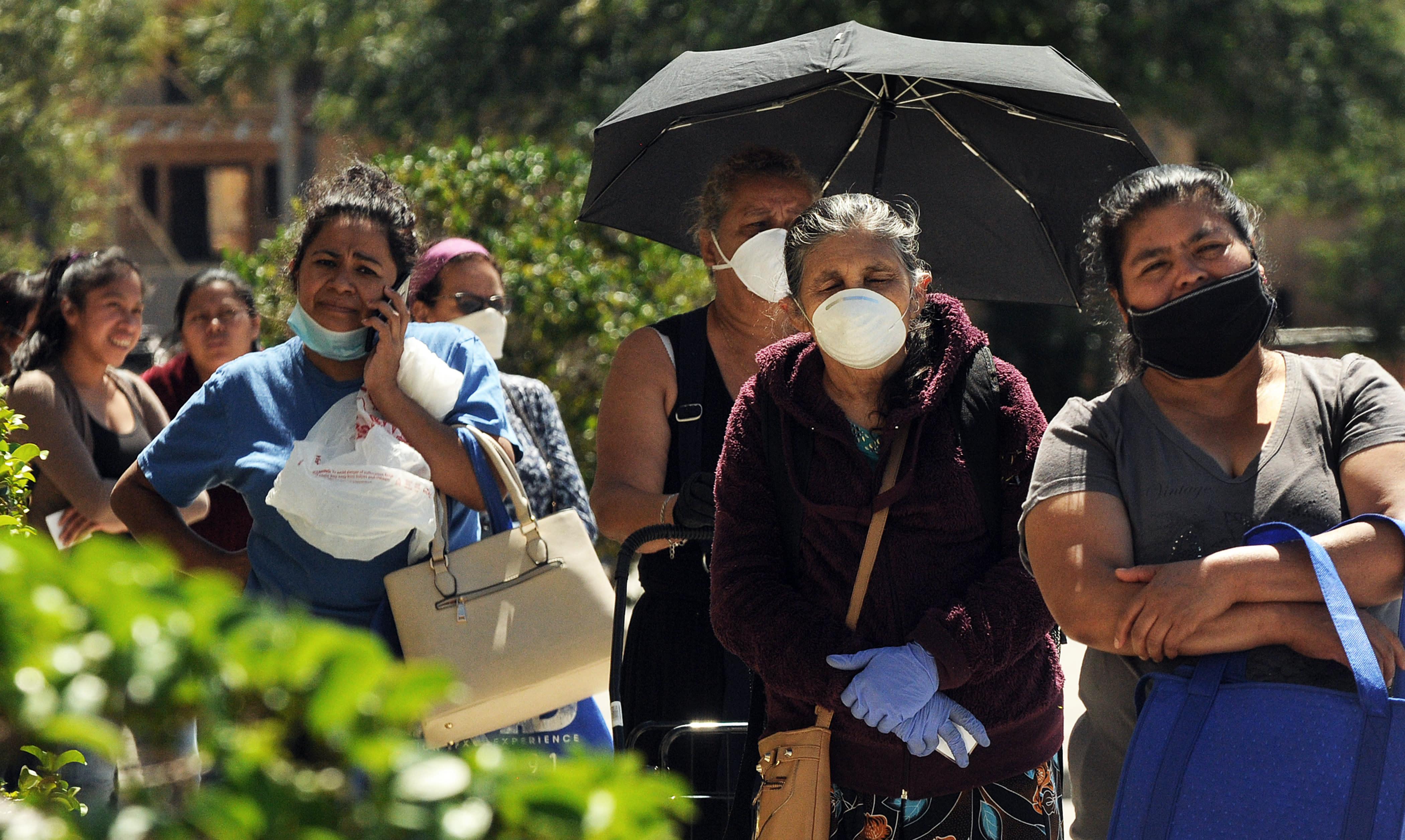 Leaders call on Congress to take action for minorities amid coronavirus