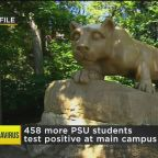 More Than 400 PSU Students Test Positive For COVID-19