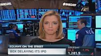 Box IPO delay