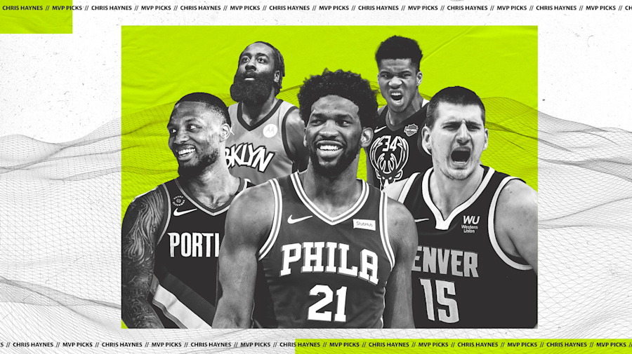 Is NBA MVP award Embiid's to lose?