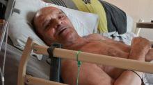 Fin de vie: Alain Cocq, atteint d'une maladie incurable, annonce en direct sur Facebook qu'il se laisse mourir