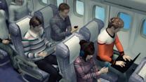 FAA relaxes regulations on use of electronic devices during flights