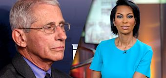 Fauci dismisses death toll 'conspiracy theories'
