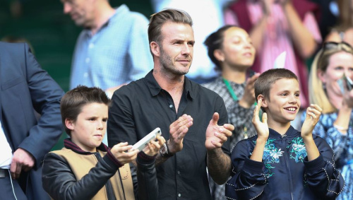 David Beckham Takes to Instagram to Laud Performance of Ronaldo in Champions League Semi-Final