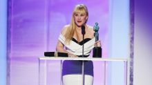 Patricia Arquette Thanks Robert Mueller in Political SAG Awards Acceptance Speech