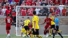Dortmund sink Liverpool in US tour opener