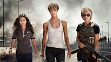 'Terminator: Dark Fate': Mackenzie Davis and Linda Hamilton asked the male writers to change their female relationship