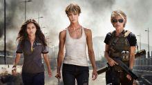 'Terminator: Dark Fate': Mackenzie Davis and Linda Hamilton asked the male writers to change their female relationship