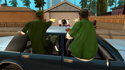 Report: Xbox 360's GTA: San Andreas HD is an Android port