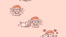Dollmei治癒系漫畫~對不起我愛你~