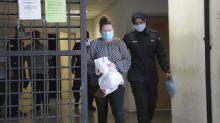 Samatha Jones jailed for killing husband