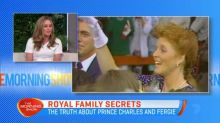 Reports that Prince Charles and Fergie had a fling