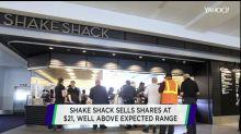 Shake Shack, not surprisingly, soars as burger seller's IPO starts trading