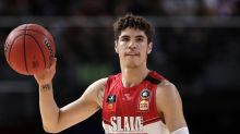 Star LaMelo Ball buys NBL Hawks: reports