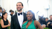 Newlyweds Serena Williams and Alexis Ohanian Rock Nikes for Honeymoon